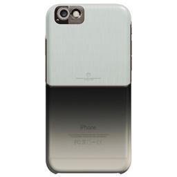 【iPhone6ケース】MIX&MATCH ケースシルバー iPhone 6_0