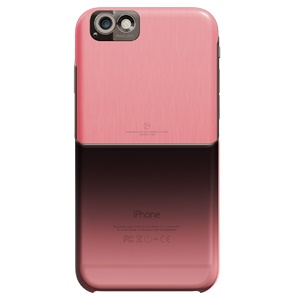 【iPhone6 Plusケース】MIX&MATCH ケース ピンク iPhone 6 Plus_0