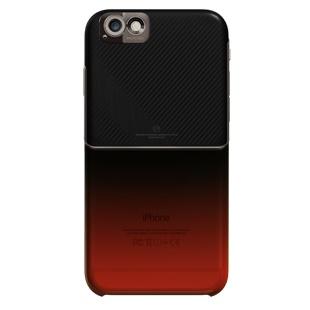 MIX&MATCH ケースブラック・レッド iPhone 6 Plus