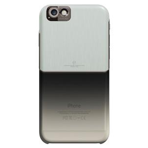 MIX&MATCH ケースシルバー iPhone 6 Plus