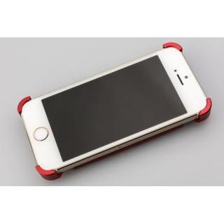 【iPhone SE/5s/5ケース】アルミ削り出し プロテクターケース「AQ1」シルバー iPhone SE/5s/5_2