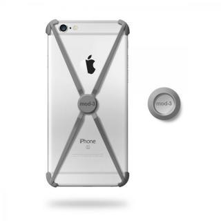 【iPhone6s/6ケース】ALT case mod3グレイ iPhone 6s/6