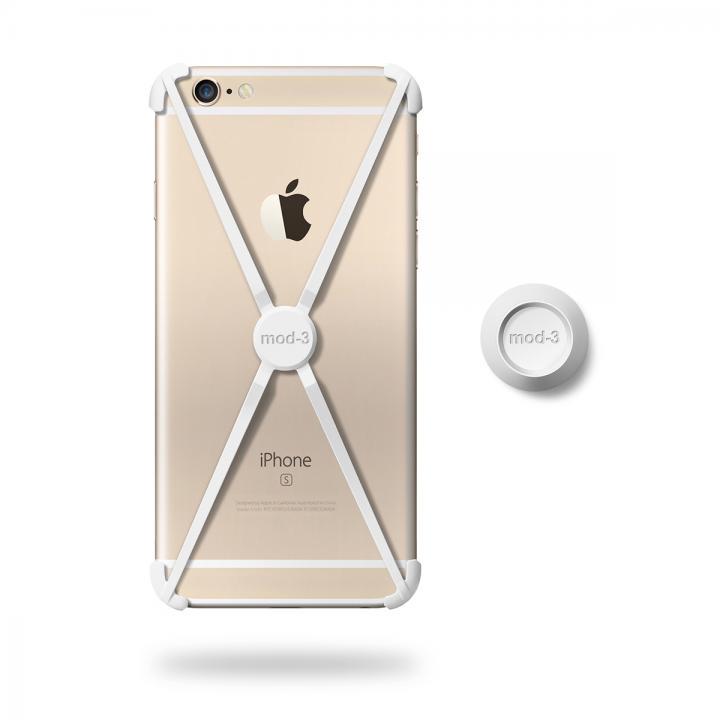 【iPhone6s/6ケース】ALT case mod3ホワイト iPhone 6s/6_0