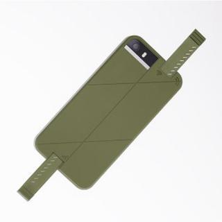 iPhone SE/5s/5 ケース 3G/4G シグナル拡張ケース LINKASE PRO グリーン iPhone SE/5s/5