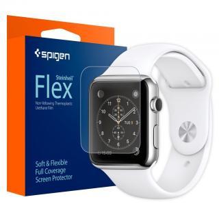 Spigen Apple Watch 42mm ポリウレタン保護フィルム