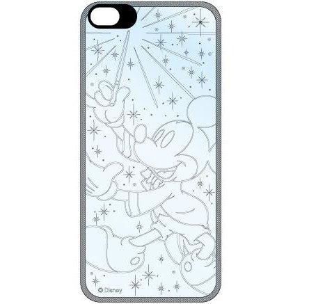 【iPhone SE/5s/5】ディズニー フラッシュフィルムiPhone5(ミッキー マジック)_0