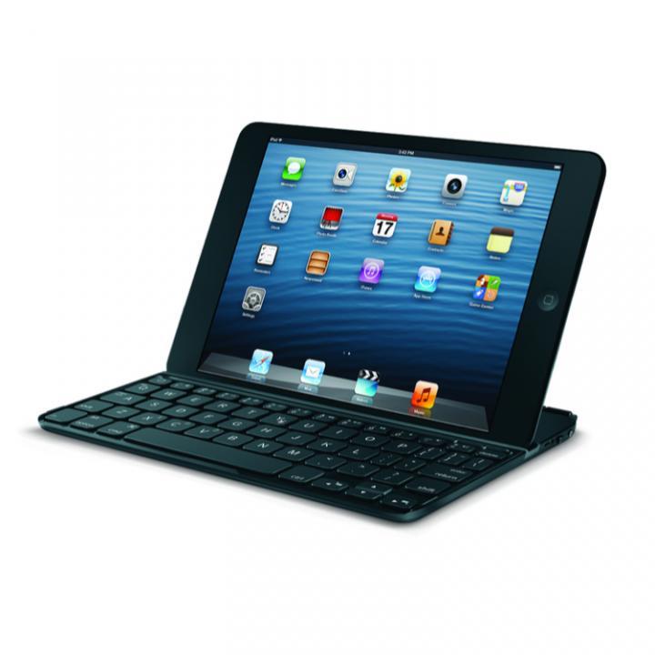Logicool Ultrathin Keyboard  iPad mini/2/3Black_0