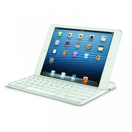 【50%OFF】Logicool Ultrathin Keyboard  iPad mini/2/3White
