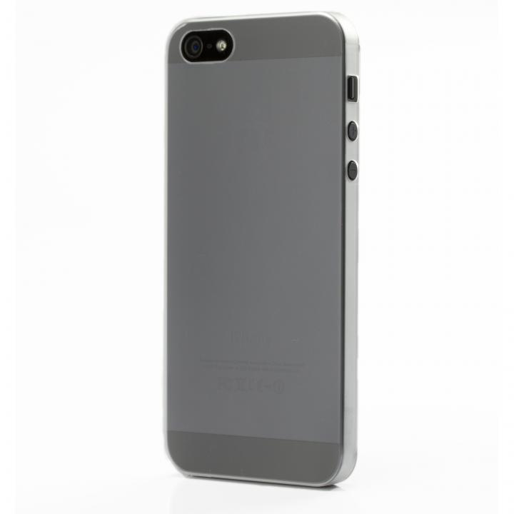 【iPhone SE/5s/5ケース】軽い・薄い・安い Helium133 PC Case iPhone SE/5s/5 マットクリア_0