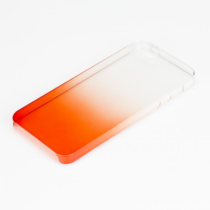 【iPhone SE/5s/5ケース】軽い・薄い・安い Helium133 PC Case iPhone SE/5s/5 レッド_0