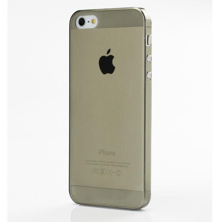 軽い・薄い・安い Helium133 PC Case iPhone SE/5s/5 スモーク