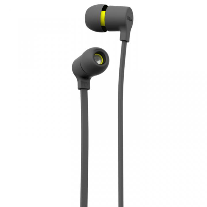 Golla Earbuds Superduct Black_0
