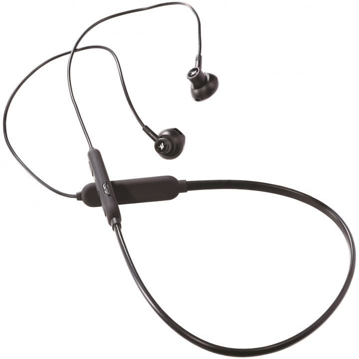 B-Reiz(ビーライズ) IPX5 防水ワイヤレスイヤホン ブラック_0