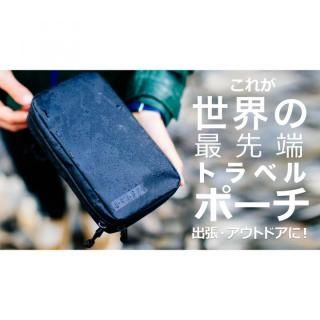 GRAVELトラベルポーチSLIM【5月中旬】