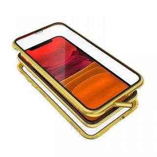 iPhone 11 ケース Monolith Alluminio 2020(モノリス アルミニオ 2020)/イエロー ゴリラガラス+アルミバンパー for iPhone 11