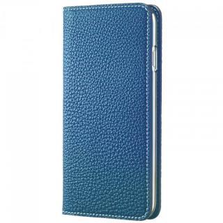 【iPhone6ケース】BONAVENTURA ドイツ製本革手帳型ケース ブルー iPhone 6_1