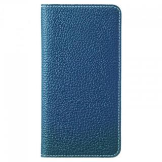 【iPhone6ケース】BONAVENTURA ドイツ製本革手帳型ケース ブルー iPhone 6_2