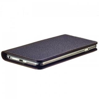 【iPhone6ケース】BONAVENTURA ドイツ製本革手帳型ケース ネイビー iPhone 6_4