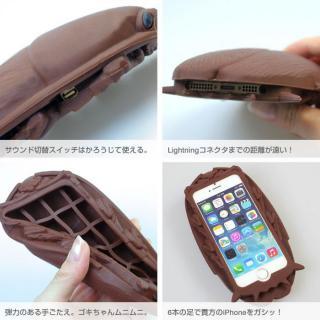 【iPhone SE/5s/5ケース】ゴキブリ シリコンケース iPhone SE/5s/5ケース_6