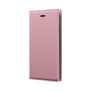 iPhone SE 第2世代 ケース 薄型PUレザーフラップケース「FOLINO」 ライトピンク iPhone SE 第2世代