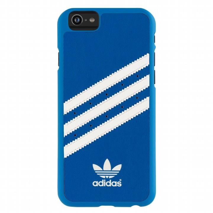adidas Originals ハードケース ブルーホワイト iPhone 6s/6