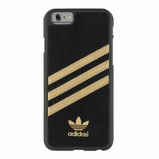 adidas Originals ハードケース ブラックゴールド iPhone 6s/6
