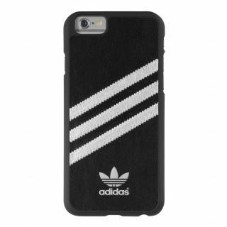 adidas Originals ハードケース ブラックシルバー iPhone 6s/6