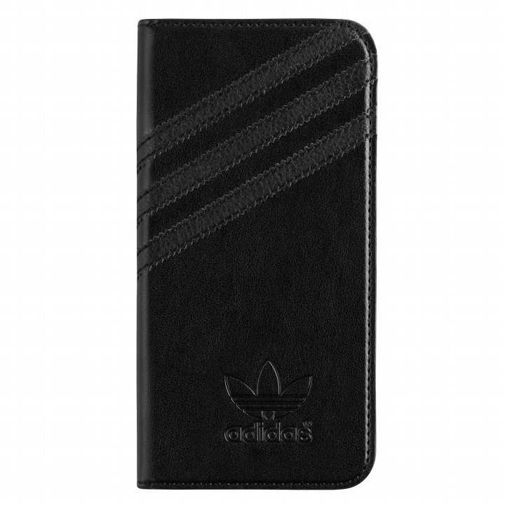 iPhone6s/6 ケース adidas Originals 手帳型ケース ブラックブラック iPhone 6s/6_0