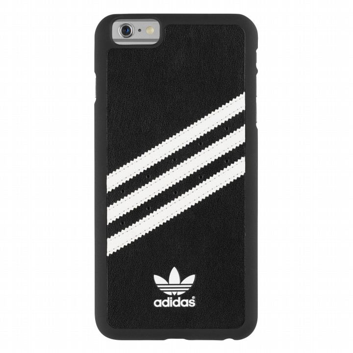 【iPhone6s Plus/6 Plusケース】adidas Originals ハードケース ブラックホワイト iPhone 6s Plus/6 Plus_0