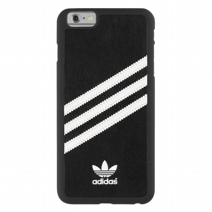 adidas Originals ハードケース ブラックホワイト iPhone 6s Plus/6 Plus
