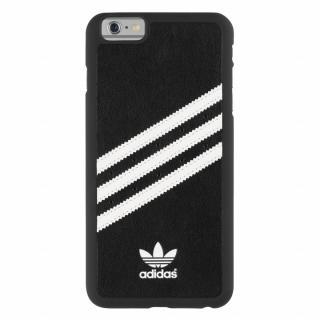 iPhone6s Plus/6 Plus ケース adidas Originals ハードケース ブラックホワイト iPhone 6s Plus/6 Plus