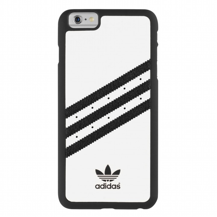 iPhone6s Plus/6 Plus ケース adidas Originals ハードケース ホワイトブラック iPhone 6s Plus/6 Plus_0