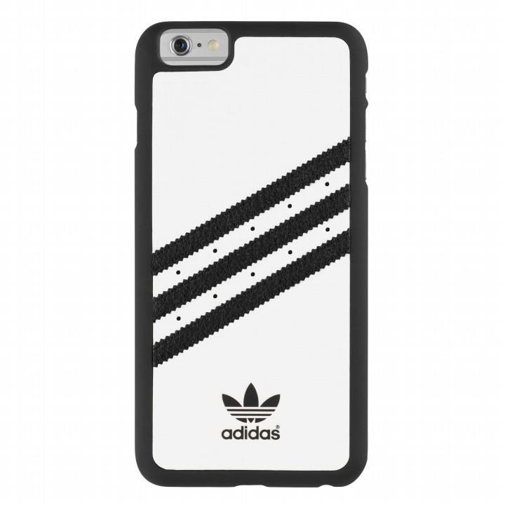 【iPhone6s Plus/6 Plusケース】adidas Originals ハードケース ホワイトブラック iPhone 6s Plus/6 Plus_0