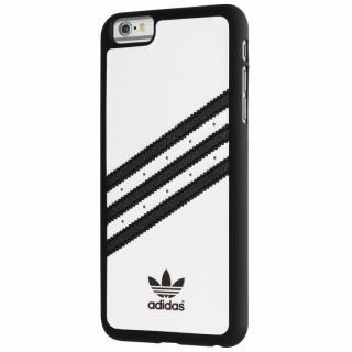 【iPhone6s Plus/6 Plusケース】adidas Originals ハードケース ホワイトブラック iPhone 6s Plus/6 Plus_1