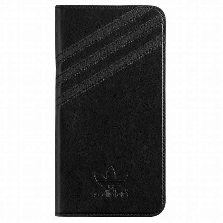 iPhone6s Plus/6 Plus ケース adidas Originals 手帳型ケース ブラックブラック iPhone 6s Plus/6 Plus_0