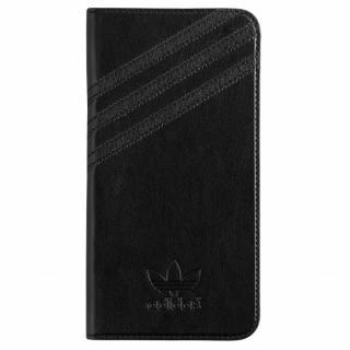 adidas Originals 手帳型ケース ブラックブラック iPhone 6s Plus/6 Plus