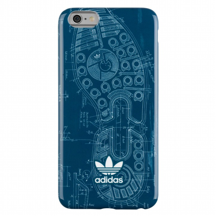 iPhone6s Plus/6 Plus ケース adidas Originals TPUケース Blue Sole iPhone 6s Plus/6 Plus_0