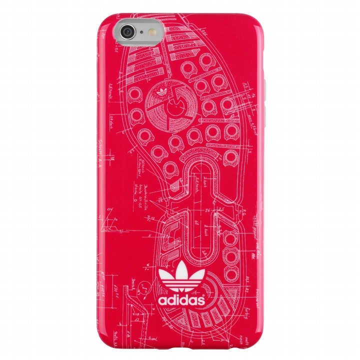 iPhone6s Plus/6 Plus ケース adidas Originals TPUケース Vived Berry Sole iPhone 6s Plus/6 Plus_0
