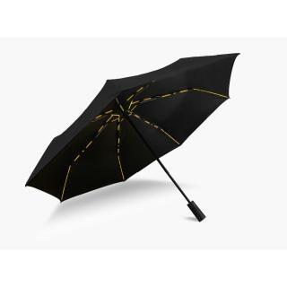 KUAIZI 折りたたみ傘 ブラック