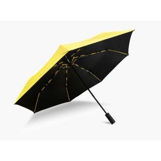 KUAIZI 折りたたみ傘 イエロー