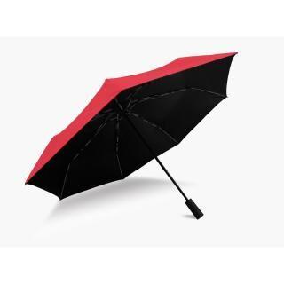 KUAIZI 折りたたみ傘 レッド