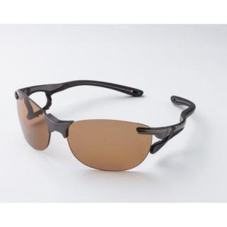 鼻でかけない薄い色のサングラス「エアサイト ドライブ」 グレー【5月下旬】
