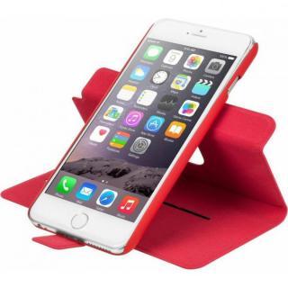 【7月中旬】LAUT REVOLVE 手帳型ケース iPhone 6 Plus レッド