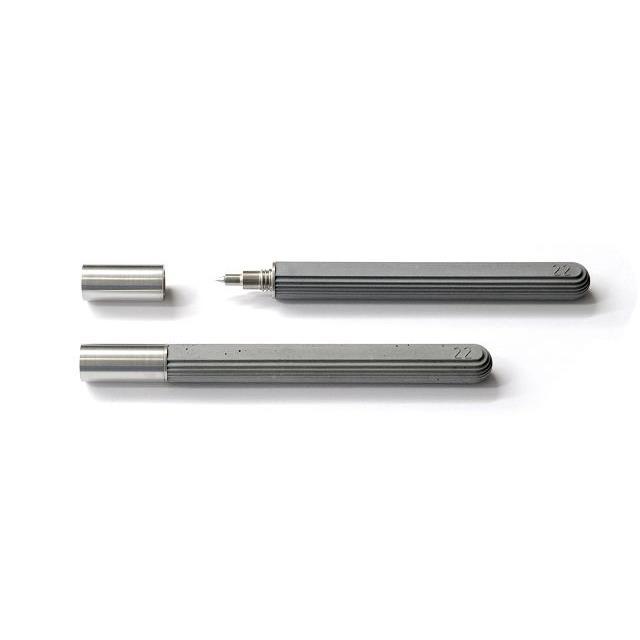 スケッチペン concrete rollerball pen_0