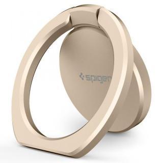Spigen Style Ring POP 落下防止リング シャンパンゴールド