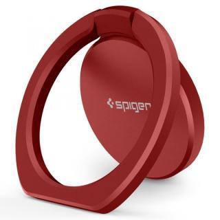 Spigen Style Ring POP 落下防止リング レッド