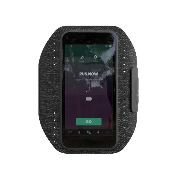 【iPhone8/7/6s/6ケース】adidas Performance Sport Armband universal 4.7インチ - Black_0