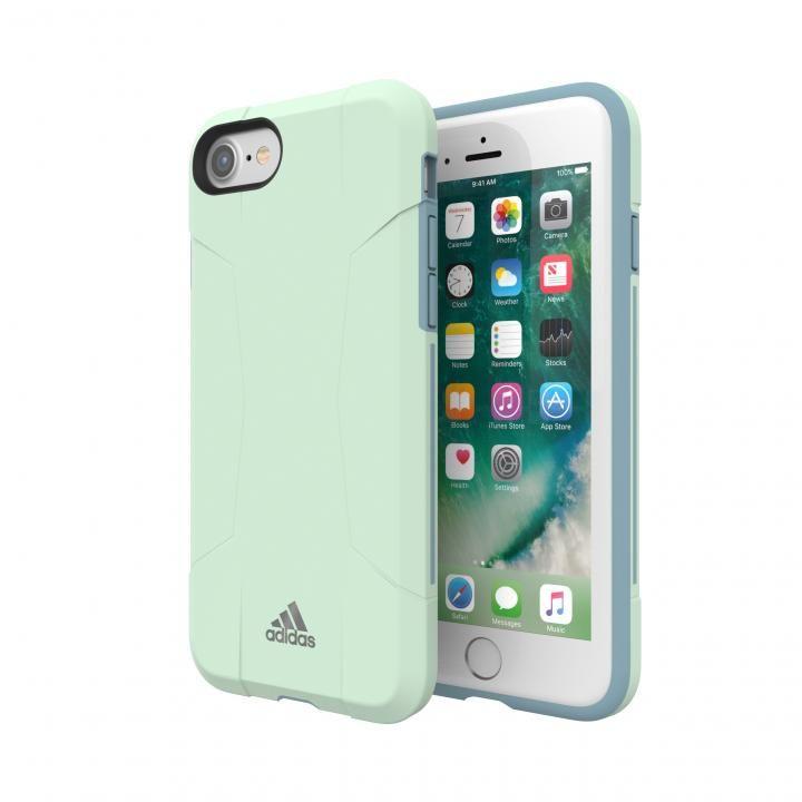 iPhone8/7/6s/6 ケース adidas Performance Solo Case Aero Green iPhone SE 第2世代/8/7_0