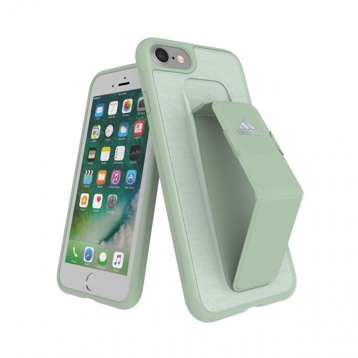 【iPhone8/7/6s/6ケース】adidas Performance Grip Case Aero Green iPhone 8/7/6s/6_0