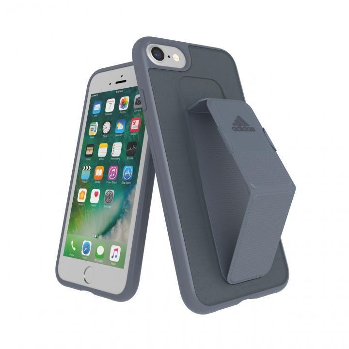 iPhone8/7/6s/6 ケース adidas Performance Grip Case Raw Steel iPhone SE 第2世代/8/7_0